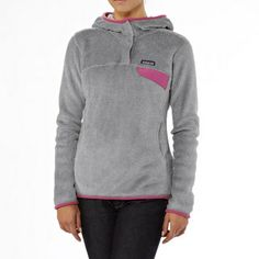 Ok, it's best time of the year to get a classic Re-Tool Hoody (Womens) #Patagonia at RockCreek.com it's 40% off in many colors & most sizes, as long supplies last - HURRY!