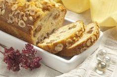 Nuts Sponge Cake/Chec pufos cu nuci si alune