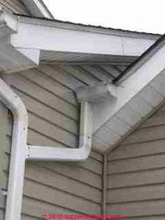 12 Best Gutter Straps Images How To Install Gutters