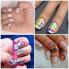 Art Festa, Nail Designs, Blog, Make Up, Pasta, Nail Art, Nails, Beauty, Bonfire Parties