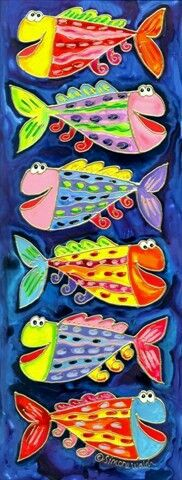 Colorful fishes!
