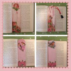 Bookmarks ab.pinkthink handmade