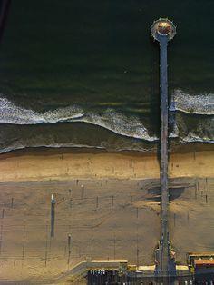 Jeffrey Milstein | LA 23 Manhattan Beach Pier | Available for Sale | Artsy