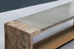 "Concrete Furniture ""concrete"" Concrete / Concrete Home Design - Stylish creations - design with stone"