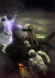 Jedi Master Yoda byBjörn Barends