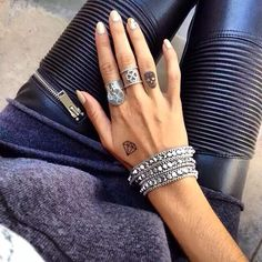 Rings and Bracelets