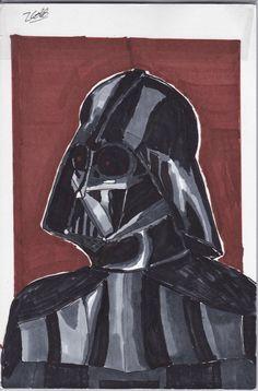 Darth Vader by PurpleMonkeyDishwism on DeviantArt