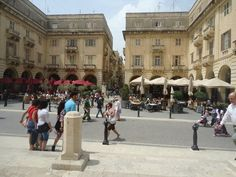 Valletta My Family History, Malta, Street View, Spaces, Country, Beautiful, Malt Beer, Rural Area, Country Music