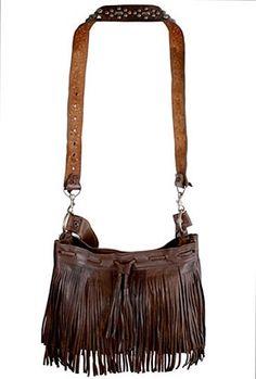 McFadin Fringe Bag