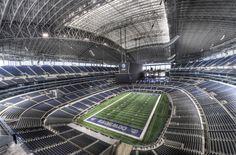 Dallas Cowboys Stadium.