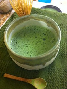 "Via Twitter ::: RT @twitimalcracker: Tweet, Tweet: Our Treat! @Teavana in your cup? #tea"" matcha matcha!"