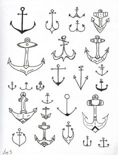 for everyone that wants an anchor tat