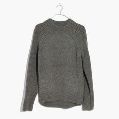 Northfield Mockneck Sweater