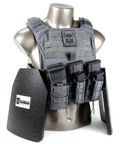 AR500 Armor® Advanced Banshee Armor Loudout