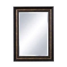 Bellaterra Home Dundee in. Framed Mirror Surface-Mount Medicine Cabinet in Dark Espresso 808990 at The Home Depot - Mobile Surface Mount Medicine Cabinet, Recessed Medicine Cabinet, Medicine Cabinets, Free Frames, Glass Center, Mirror Cabinets, Beveled Mirror, Dundee, Glass Shelves