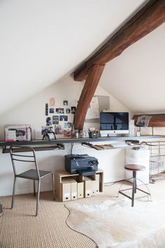 Homes with Heart: Harmony in a Rustic French Home - decor8