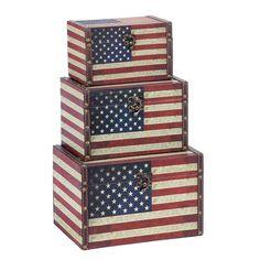 Benzara Wood Leather Box, Black (Acacia)