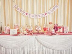 New to Earmark on Etsy: Made to Order - Large Letter Paper Garland Party Banners (25.00 USD)