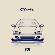 honda civic eg – Automobile KRM Honda Civic Si, Voiture Honda Civic, Civic Jdm, Honda Civic Coupe, Honda Accord, Honda Civic Hatchback, Honda Vtec, Honda Cars, Japan Cars