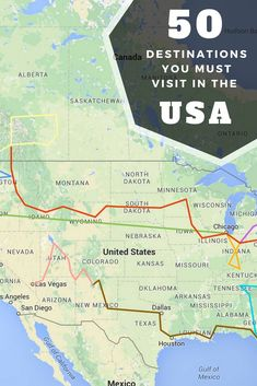 2 years roadtripping the US across 41 States. These were our favourites US Destinations. Family Road Trips, Family Travel, Hudson Canada, Road Trip Activities, Kansas Missouri, Visit Arizona, Canada Destinations, Largest Countries, Rv Life