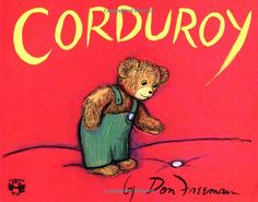 Reminisce with Corduroy | Capital One is donating 10,000 dollars to The Heart of America Foundation | Show your love for reading on The Gift of Giving board by liking and repinning your favorite children's books!