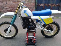 eBay: husqvarna twinshock 500cr 1984 Mx Bikes, Dirt Bikes, Trail Riding, Vintage Bikes, All Cars, Custom Bikes, Scooters, Motocross, Biking