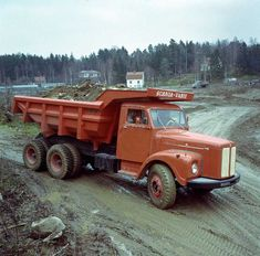 Scania-Vabis L75 my favourite truck when i was a child