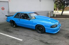 Ford : Mustang lx mustang drag race fast tubbed - http://www.legendaryfind.com/carsforsale/ford-mustang-lx-mustang-drag-race-fast-tubbed-2/