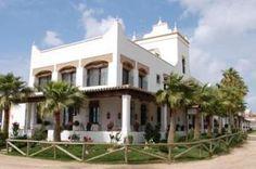 Hotel La Malvasia en El Rocio (Almonte - Huelva).