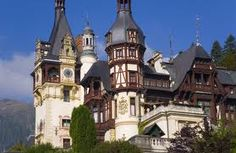 Romania-This castle was gorgeous & even more amazing on the inside! Even a secret passage way! Places To See, Places Ive Been, Peles Castle, Visit Romania, Before I Die, Nicu, Future Travel, Travel Destinations, To Go
