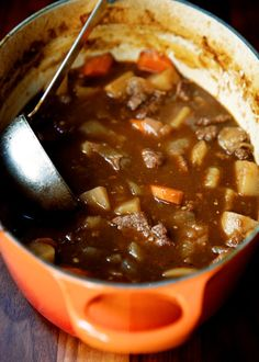My Family's Famous Spiced Beef Stew