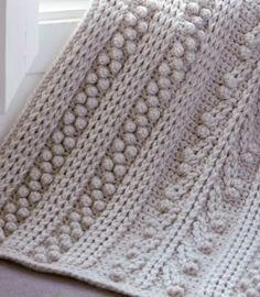 Chunky Crochet Blankets 50 FREE Crochet Blanket Patterns for you to try. Crochet Afghans, Crochet Cable, Crochet Bedspread, Crochet Quilt, Manta Crochet, Chunky Crochet, Crochet Pillow, Afghan Crochet Patterns, Crochet Home