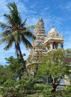 Kandaswamy Kovil . Trincomalee . Sri Lanka