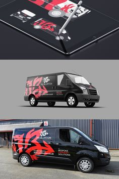 Jim Blurton - Design / Signage / Vehicle Livery Vehicle Decals, Car Decals, Van Design, Print Design, Vehicle Signage, Graffiti Pictures, Food Truck Design, Vw T, Car Signs