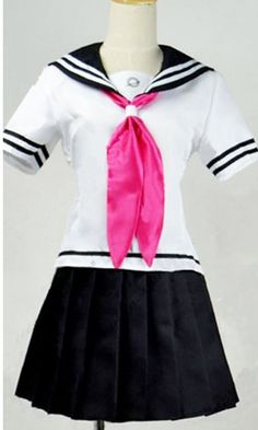 Dangan-Ronpa Ibuki Mioda Cosplay Costume-made * Continue to the product at the image link.