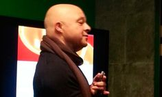 El pasado jueves 28 de febrero Jose Luis Delgado Guitart impartió una masterclass sobre creatividad orientada al diseño digital. La conferencia fue retransmitida via streaming para todos aquellos que no pudiera asistir presencialmente. Para ver la masterclass, clica en la imagen.