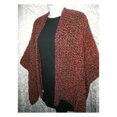 Free crochet shawl pattern - Learn how to crochet