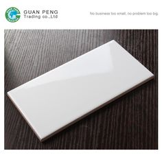 Color Glazed Wall Tiles Ceramic X White Tile For Walls - 10x10 white ceramic tiles