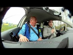 The impossible texting & driving test- Belgian PSA in French.  Informative and funny (all titles in English.) Love the Belgian accents!