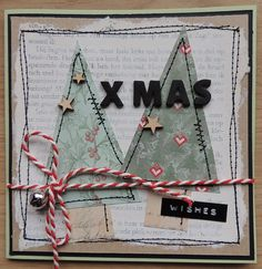 Scrapcards and Stuff: X MAS wishes