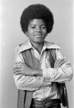Michael Jackson, when he was 12 ½ years old (April 1st, 1971) at Motown Records in LA.© Henry DiltzviaHenry Diltz Photography