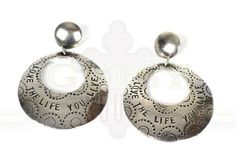 GYPSY SOULE C51 -- $58.00 -- love the life you live; live the life you love. <3