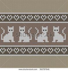 Stock Images similar to ID 327357905 - set of fair pattern sweater. Knitting Charts, Baby Knitting Patterns, Knitting Stitches, Hand Knitting, Cross Stitch Borders, Cross Stitch Designs, Cross Stitch Patterns, Crochet Cross, Crochet Chart