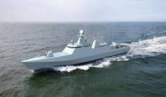 Designed to optimise operational and military capabilities  Damen Sigma Fast Atack 7310