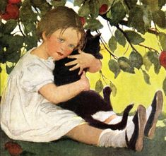 Philadelphia native Jessie Willcox Smith was a premier illustrator recognized for her prolific work in children's books and magazines Her book illustrations conveyed remarkably sympathetic portrayals that magnified the appreciation of children in popular culture.