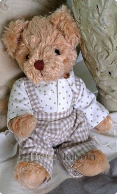 Miś Peter - BelleMaison.pl Teddy Bears, Shabby Chic, Toys, Animals, Home Decor, Activity Toys, Animales, Decoration Home, Animaux