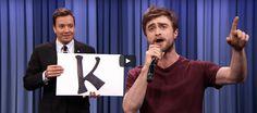 Fun #video: carrièreswitch voor Daniel Radcliffe en Emma Watson?