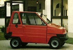Microcar, Small Wonder, 3rd Wheel, Van, Hungary, Vehicles, Minis, Car, Vans