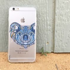 KOALA & CO. - A cute and highly detailed Koala bear. Head over to http://www.flavorcases.com/collections/animals?page=1