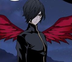 Rai the Noblesse Noblesse by son jae ho and Lee Gwang Su